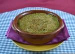 Sformato di riso e broccoli