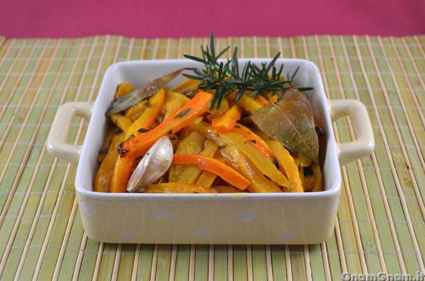Patate dolci al forno la ricetta di gnam gnam - Ringraziamento tacchino al colore ...