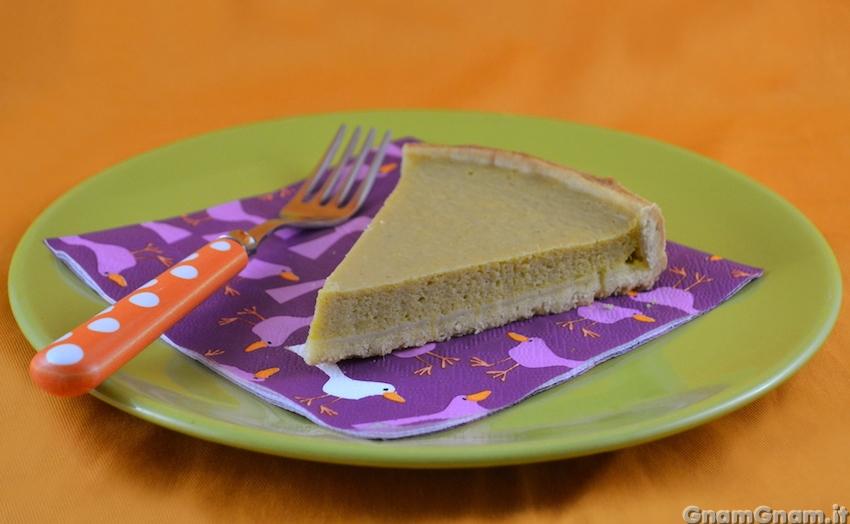Torta di patate dolci la ricetta di gnam gnam - Bagno per torte senza liquore ...