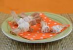 Caramelle rustiche al salmone