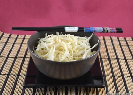 Insalata di cavolo giapponese