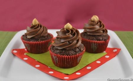 Cupcake bacio perugina