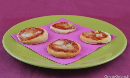 Pizzette allo yogurt