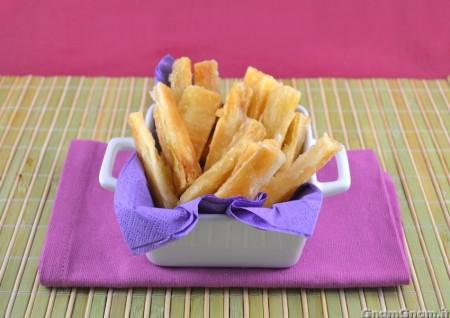 Manioca fritta