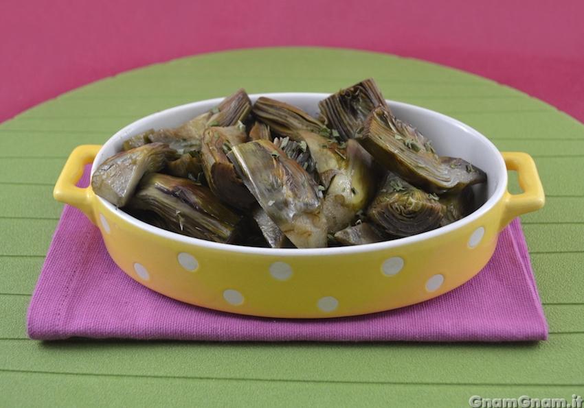 ricette con carciofi - ricette di cucina con carciofi - Cose Sfiziose Da Cucinare