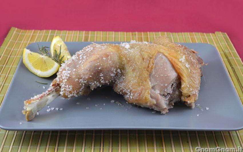 Ricetta petto di pollo gnam gnam