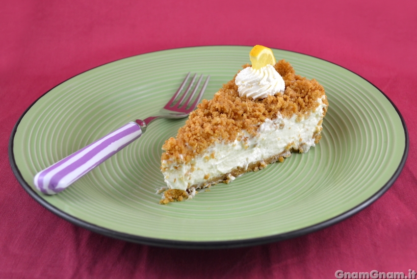 Ricetta torta al limone gnam gnam