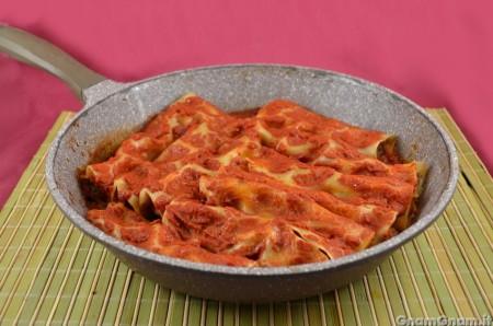 Cannelloni in padella