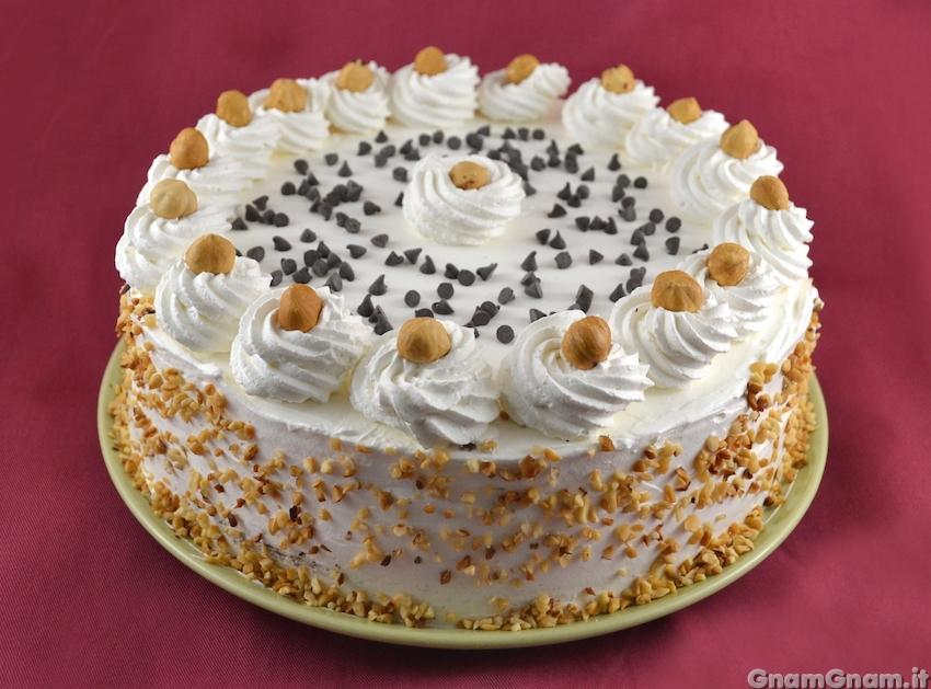 Torta Di Compleanno Vegan La Ricetta Di Gnam Gnam