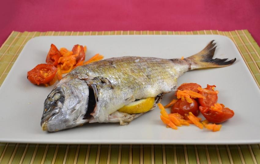 Secondi di pesce