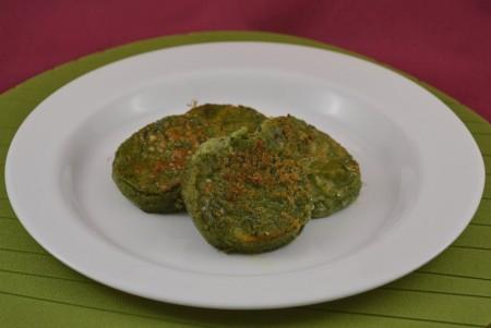 Gnocchi alla romana con spinaci