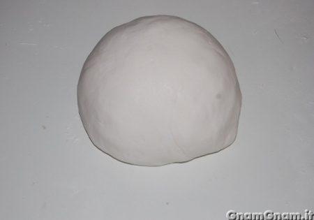 Pasta di zucchero bimby