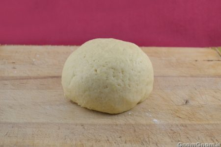 Pasta frolla senza uova
