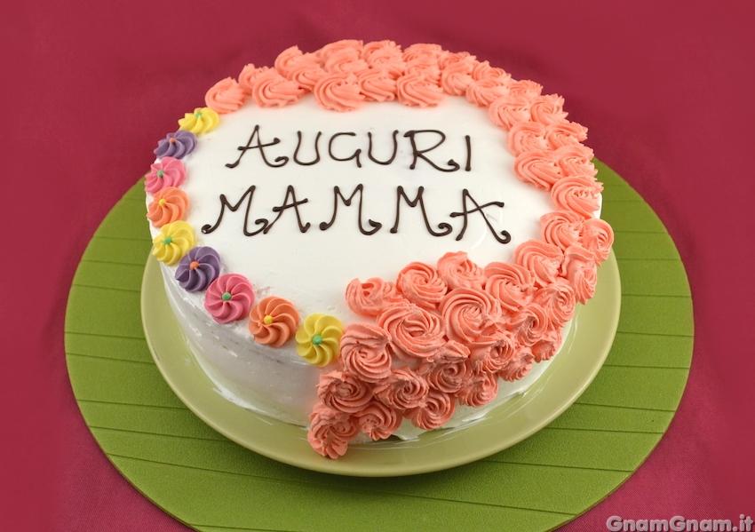 Torta Festa Della Mamma La Ricetta Di Gnam Gnam