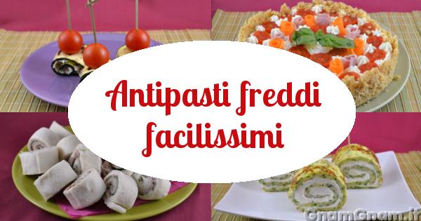 Ricette Antipasti Freddi Ricette Con Foto Passo Passo