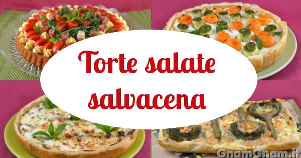 Ricette torte salate ricette con foto passo passo for Torte salate facili