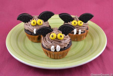 Cupcake pipistrello
