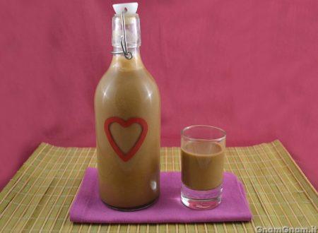 Liquore alla crema di caffè