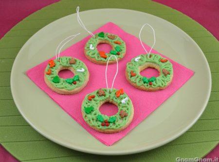 Ghirlande biscotto