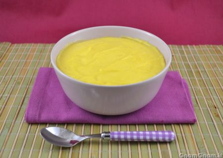 Crema pasticcera di Montersino