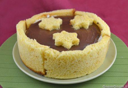 Cheesecake con pandoro