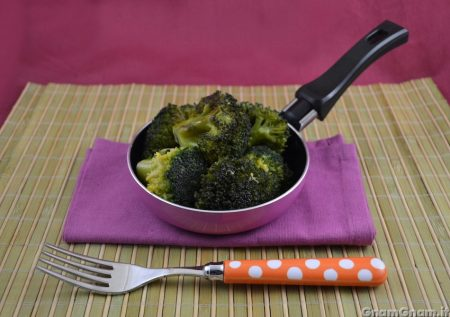 Broccoli in padella