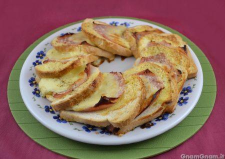Corona di pan bauletto