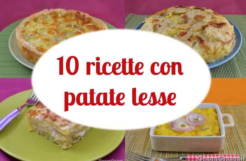 10 ricette con patate lesse facili e sfiziose