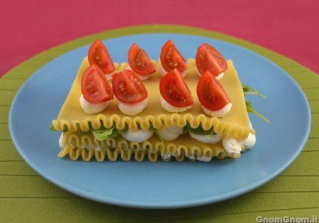 Lasagne fredde