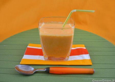 Smoothie alle carote