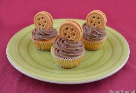 Cupcake baiocchi