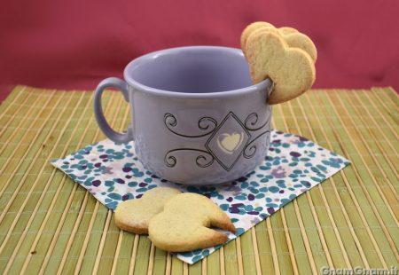 Biscotti sulla tazza