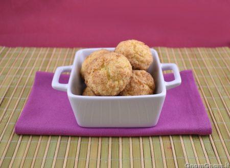 Biscotti di semolino al cocco