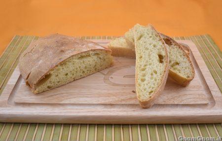 Pane veloce con lievito di birra secco