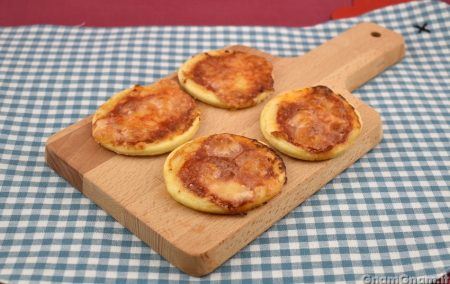 Pizzette furbe