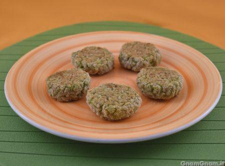 Crocchette di riso e broccoli