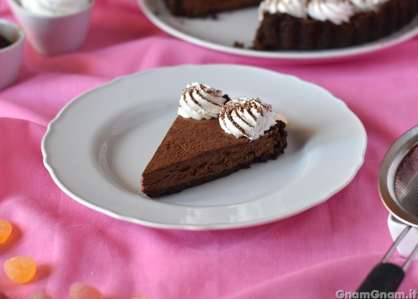 Ricetta Torta Al Cioccolato Gnam Gnam.Torta Mousse Al Cioccolato La Ricetta Di Gnam Gnam