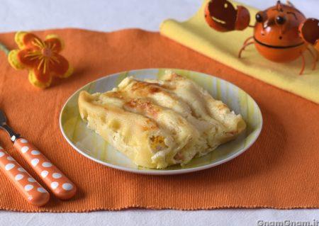 Cannelloni al salmone