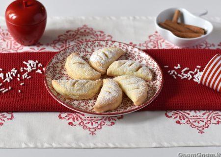 Sfogliatine cuor di mela