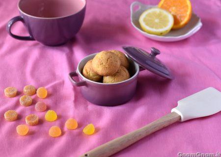 Biscotti arancia e limone