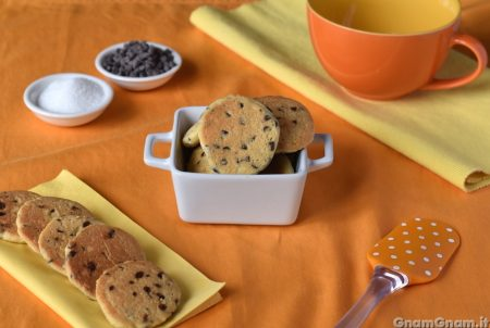 Cookies in padella