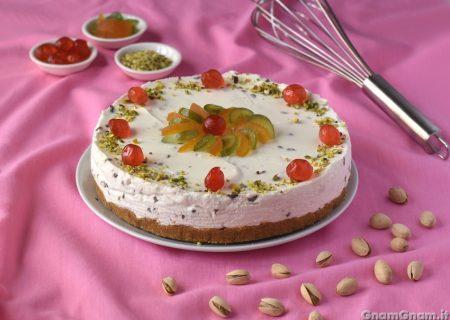 Cheesecake cassata